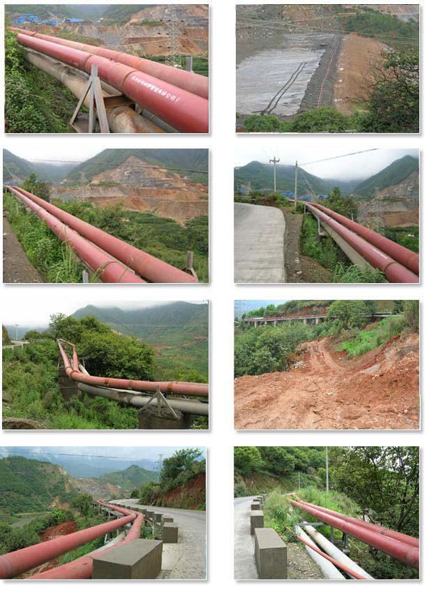 工程案例:四川德胜集团青杠坪矿业公司