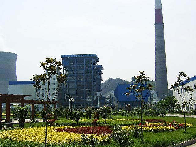 水冷壁导流板防磨项目案例:焦作煤业(集团)冯营电力